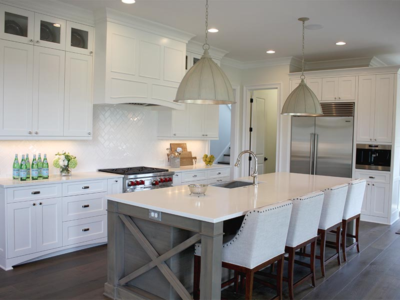 browse a few examples of our work with kitchens - Kitchen Gallery