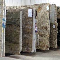Granite Slab Samples